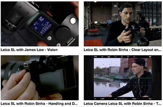 Leica-SL-video-tutorials