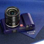 Leica T Chalie Vice limited edition camera