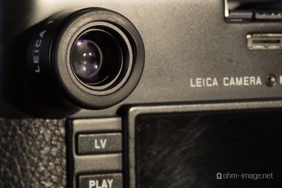 Optical Mag flare - Leica