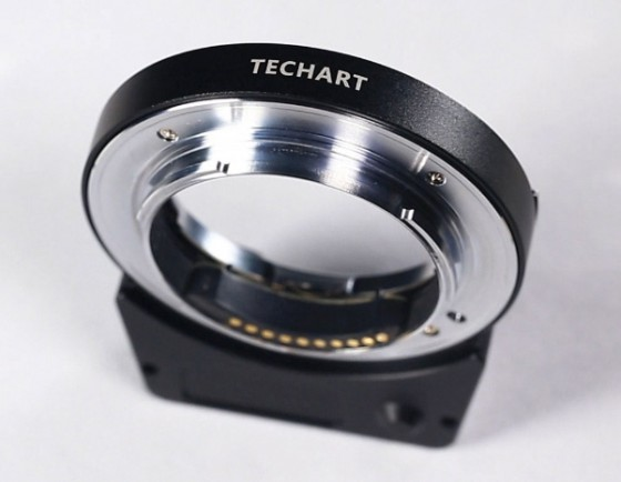 Techart-Pro-Leica-M-to-Sony-E-autofocus-lens-adapter