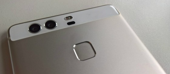 Huawei P9 smartphone with dual Leica-made lens system