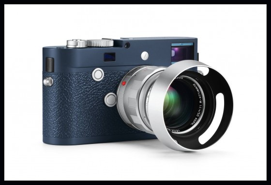 Leica M-P limited eddition camera for Leica Store Frankfurt
