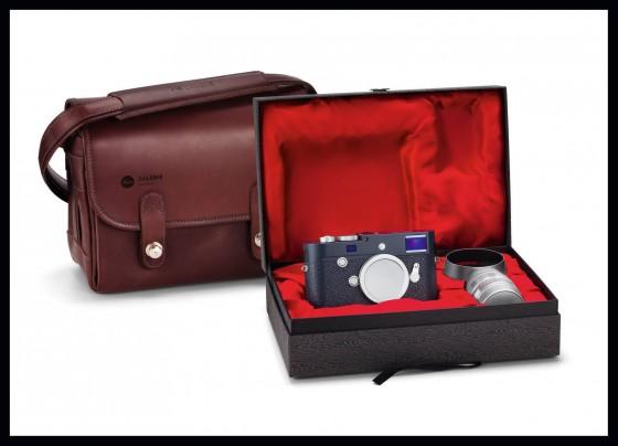 Leica M-P limited eddition camera for Leica Store Frankfurt box