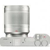 Leica Summilux-TL 35mm f:1.4 ASPH lens silver