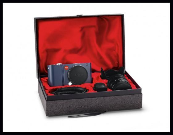 Leica T limited eddition camera for Leica Store Frankfurt box