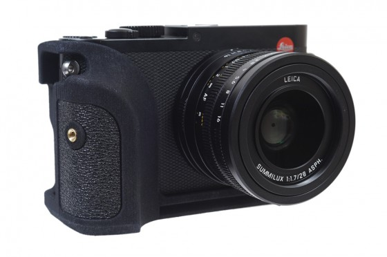 MetroCase Multi Grip Q for the Leica Q camera