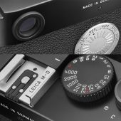 Leica M-D Typ 262 camera top plate