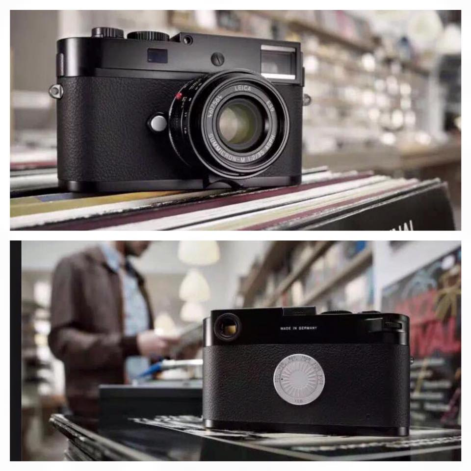 This is the Leica M-D Typ 262 camera