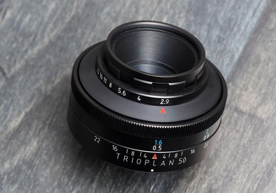Meyer-Optik-Görlitz-Trioplan-f2.950-lens-for-Leica-M-mount