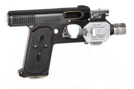 Doryu 1 Prototype Pistol Camera