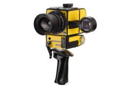 Hasselblad MK70 'Yellow Leatherette'
