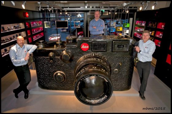 Huge Fake Leica
