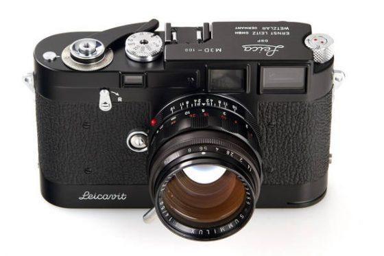 Leica M3D camera