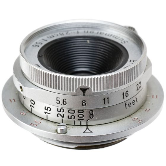 Leica Summaron 28mm f:5.6 screw mount lens 11001