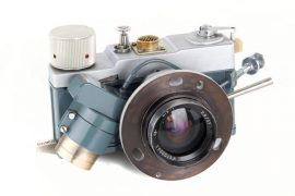Leningrad Space Camera FAS-1