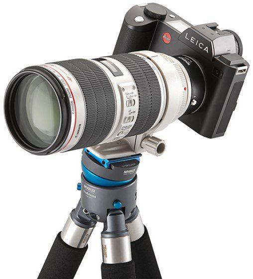 Novoflex-Canon-EF-lenses-adapter-for-Leica-SL-mirrorless-camera