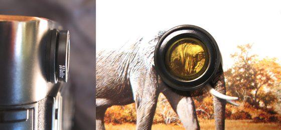 Walter Leica contrast lens