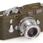 Leica-M3-olive-camera