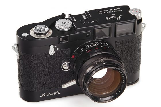 Leica-M3D-100-camera