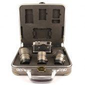 Leica M7 Titanium 3 lens kit