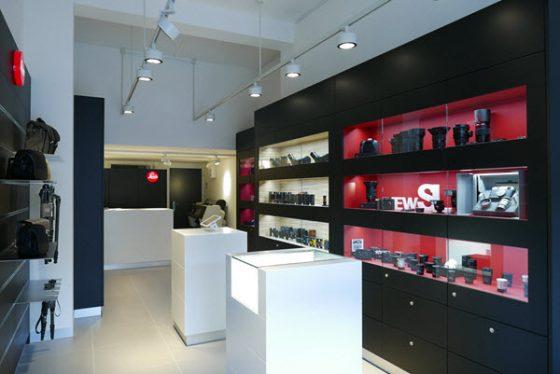 Leica Store Geneva 2