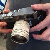 HandeVision IBERIT 24mm f:2.4 lens for Leica M mount