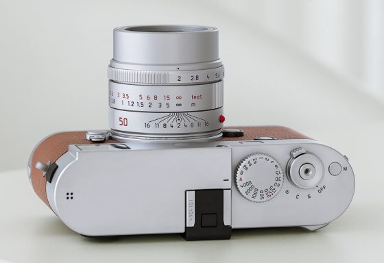 Leica-APO-Summicron-M-50mm-f2-ASPH-lens-in-silver-anodized