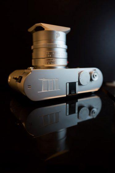 Leica MP Typ 240 limited edition camera Marina Bay Sands 1