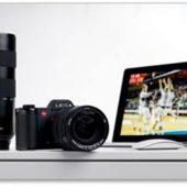 Leicas SL camera and Leica Image Shuttle