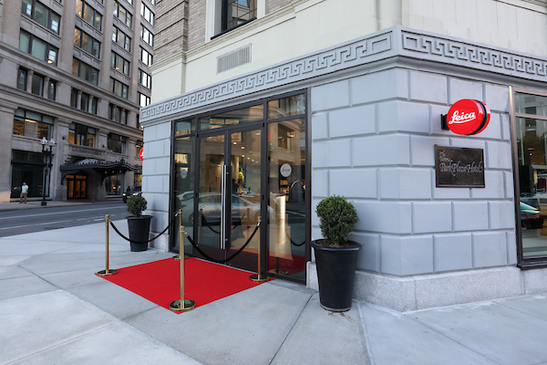 New leica store gallery to open in boston park plaza in for New anthropologie stores opening 2016