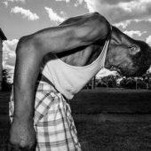 Leica UK Magnum Bruce Gilden exhibition Detroit Against the Wind