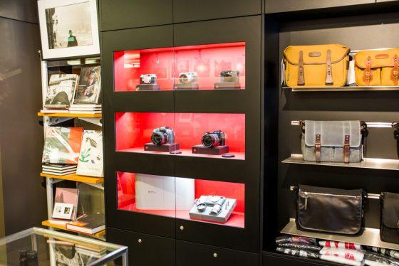 Leica Boutique Montreal 1