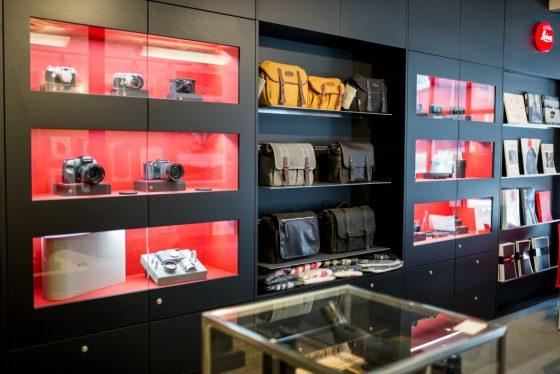 Leica Boutique Montreal 3