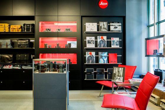 Leica Boutique Montreal 4