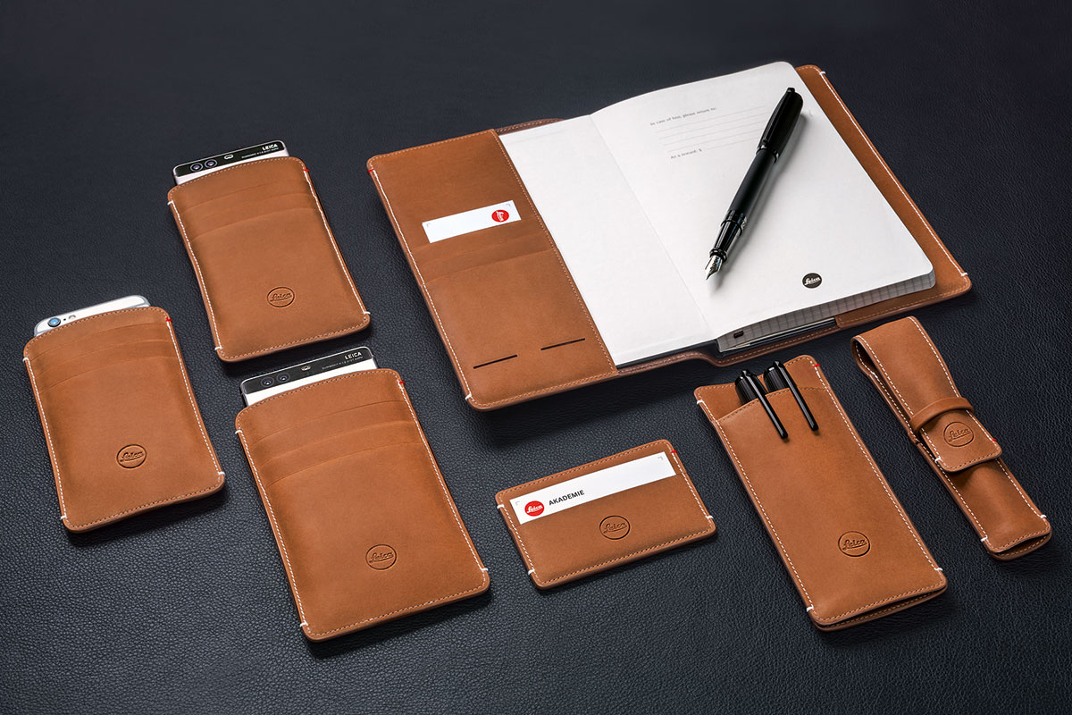 8172cff63dcd Leica presents new collection of premium leather accessories - Leica ...