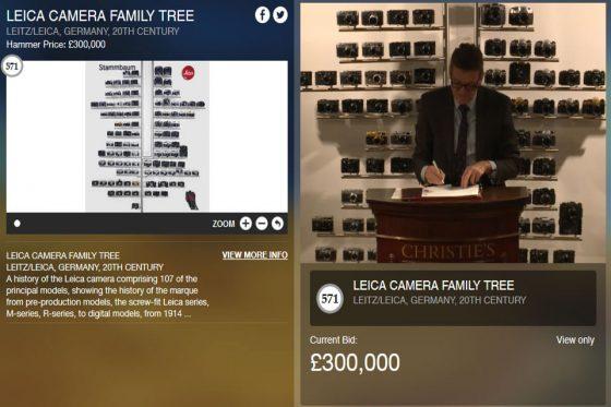 leica-family-tree-stammbaum-auction-christies