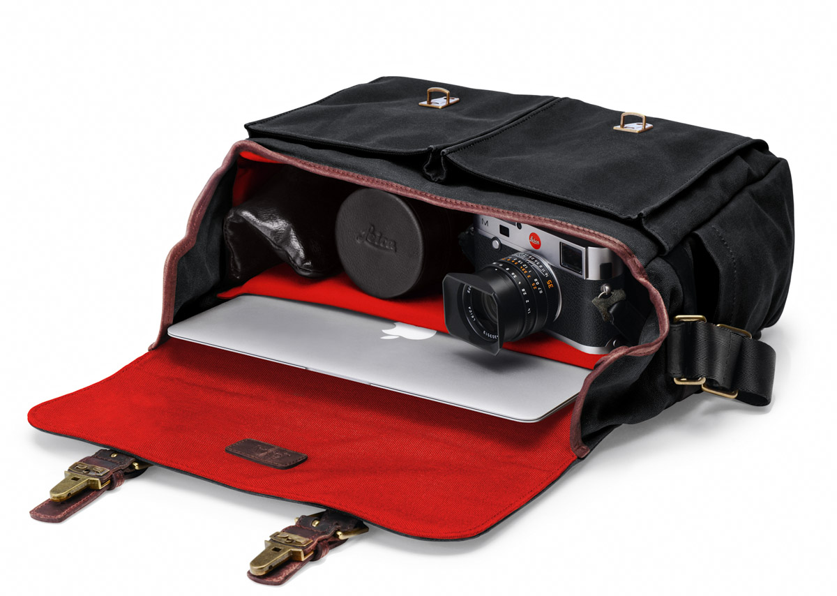 Leica Camera And Ona Announced An Exclusive Collection Of Bags Shipping Will Start In November To S Boutiques