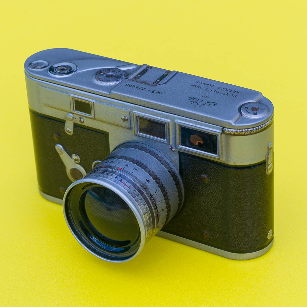 Leica m3 vintage camera replica tins now available for for Camera camera