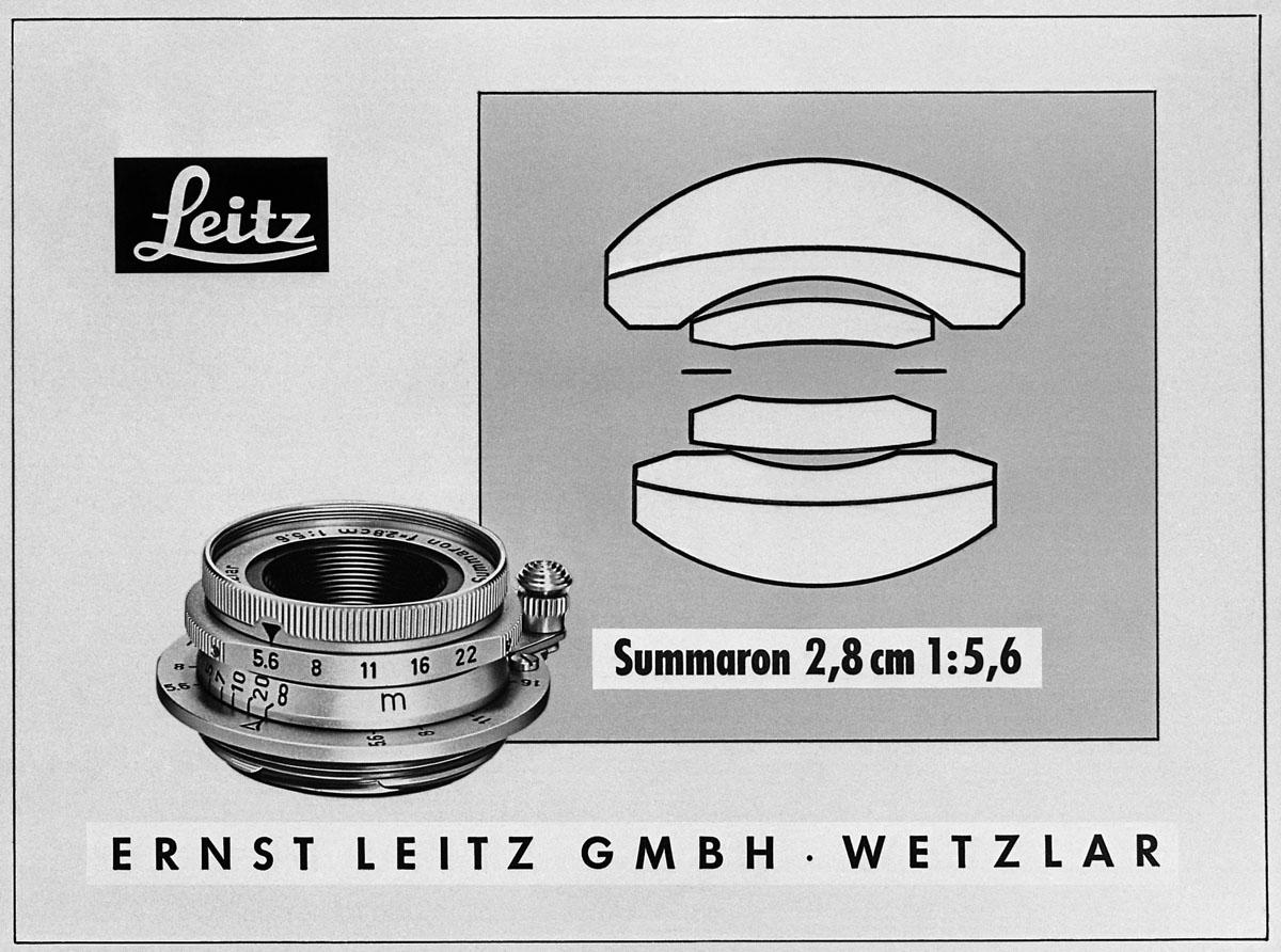 The Leica Summa... Summaron
