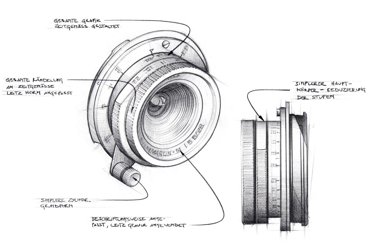 leica summaron 5 6 lens officially announced