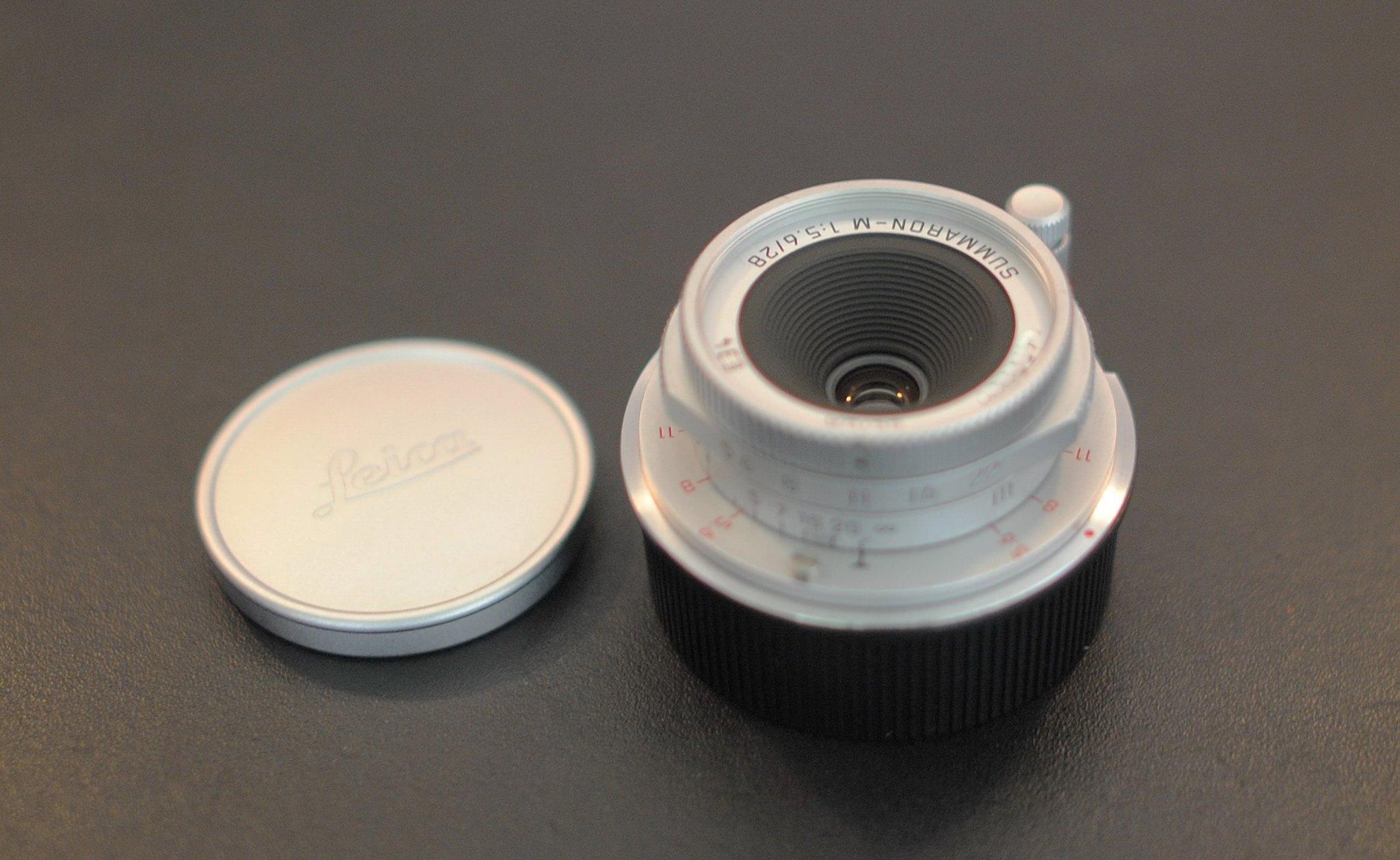 Leica Summaron-... Summaron