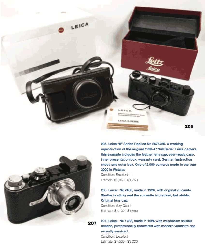leica-at-tamarkin-rare-camera-auction-2