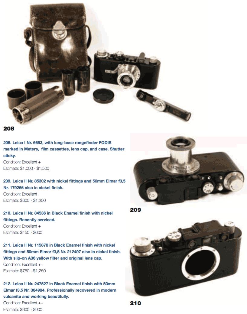 leica-at-tamarkin-rare-camera-auction-3