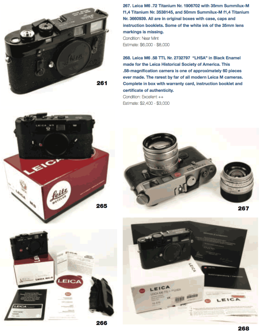 leica-at-tamarkin-rare-camera-auction-7