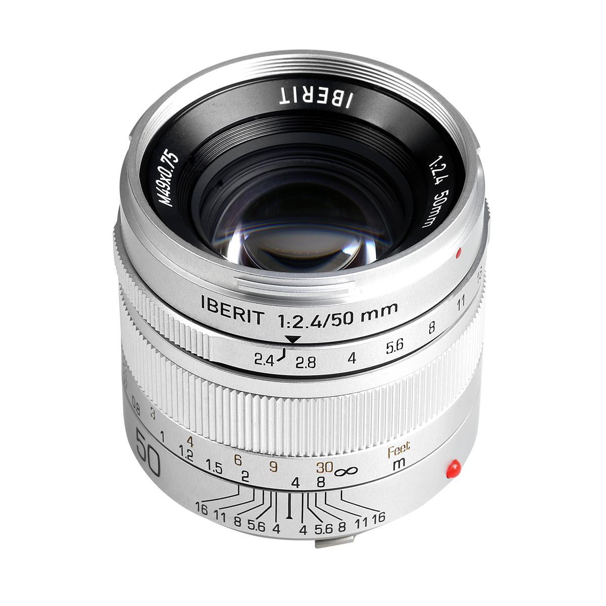 Handevision IBERIT full frame lenses for Leica M mount: US pricing ...