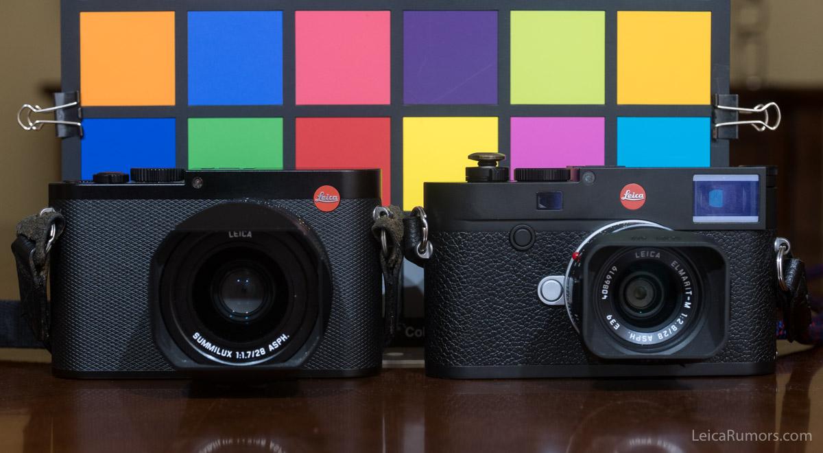 Leica Q vs  Leica M10 high ISO comparison *UPDATED* - Leica