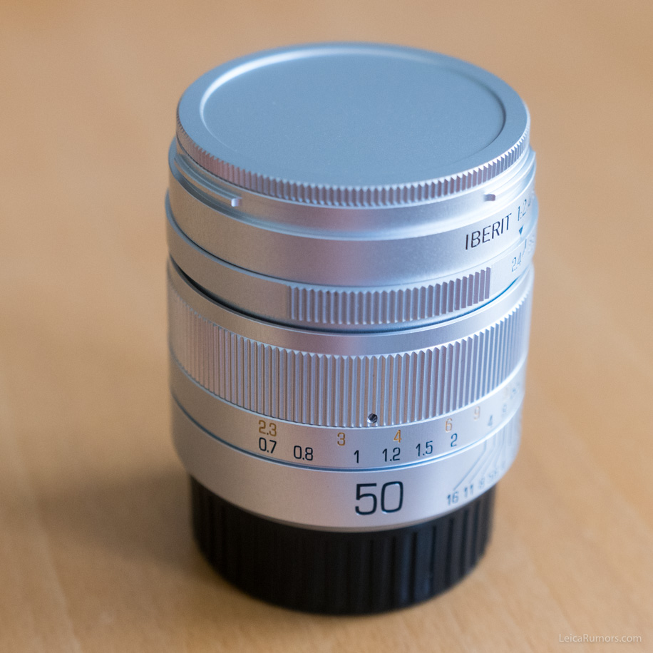 The new Handevision full frame IBERIT lenses for Leica M mount are ...