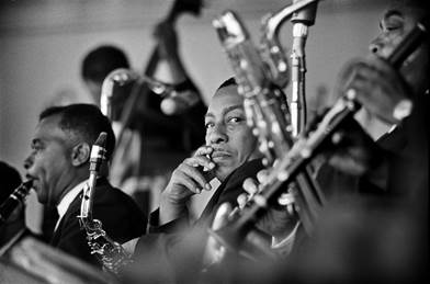 Johnny Hodges at Monterey Jazz Festival 1961