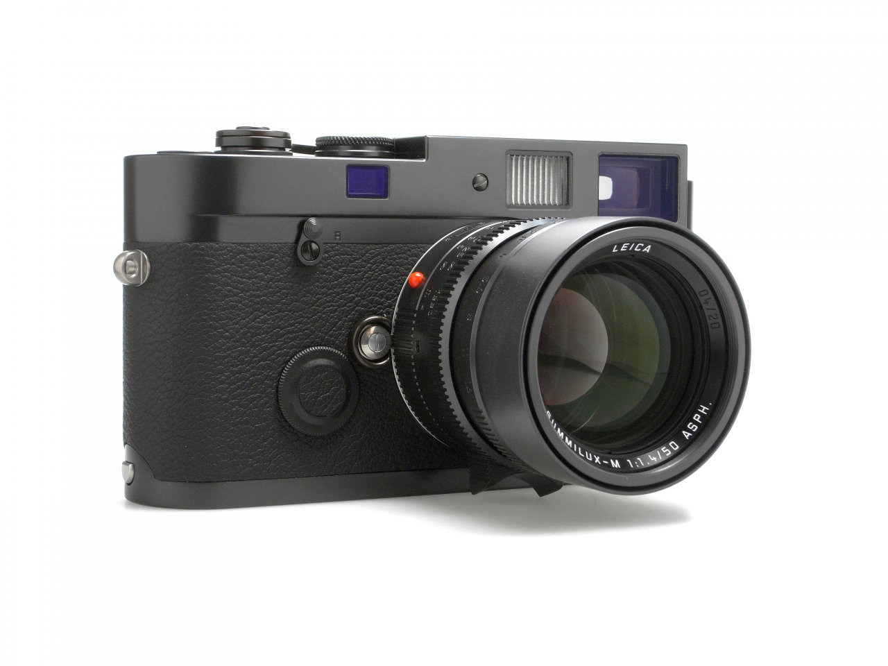 """Leica MP """"Blue Stain"""" limited edition camera - Leica Rumors"""