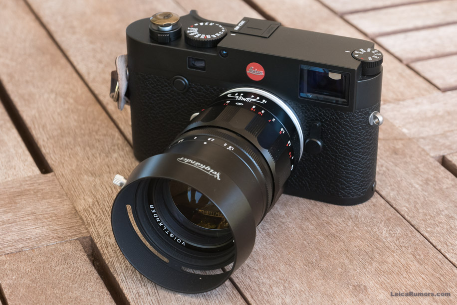 Voigtlander Heliar 75mm f/1 8 VM lens review (with the Leica